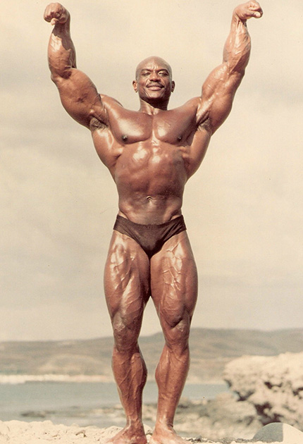 The Evolution of Mr  Olympia